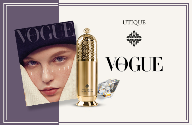 ULTRA FIRMING BUST CREAM recommended by VOGUE Portugal!