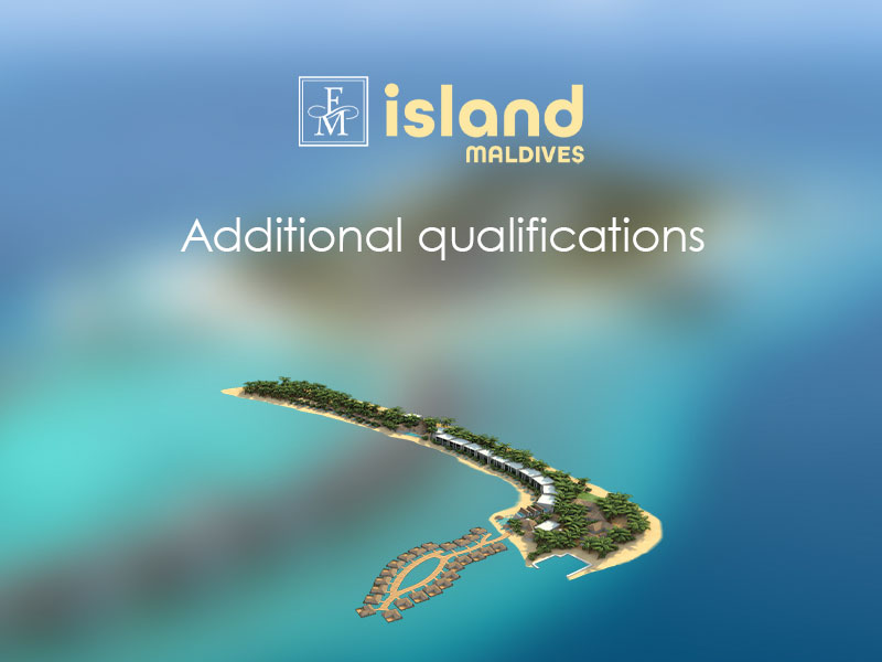 Additional qualifications for the 16th Anniversary of FM World in the Maldives